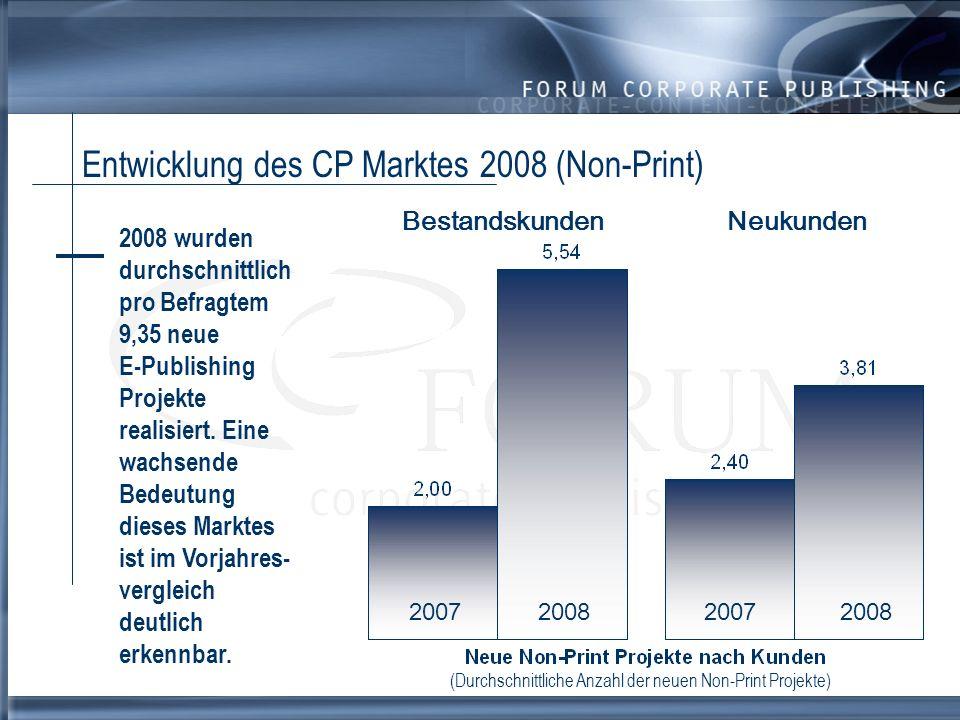 Erwartete Geschäftsentwicklung für 2009 Erwartete Wachstumspotentiale nach Branchen Bewertung nach Noten von 1 (sehr gut) bis 5 (sehr schlecht)