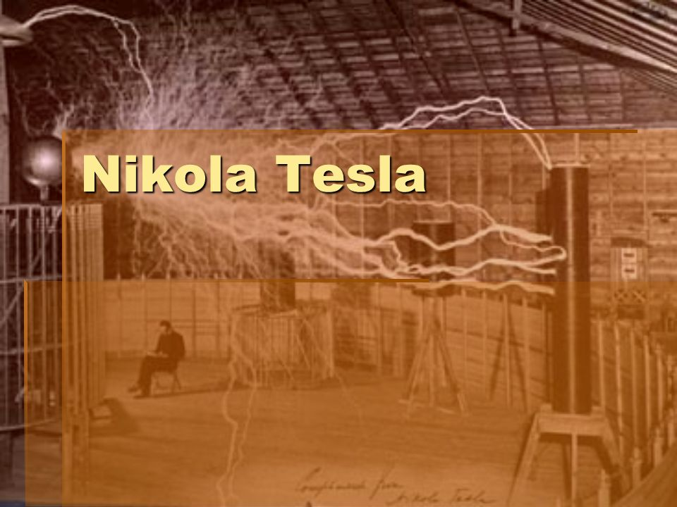 Tesla mit 29 JahrenTesla mit 79 Jahren