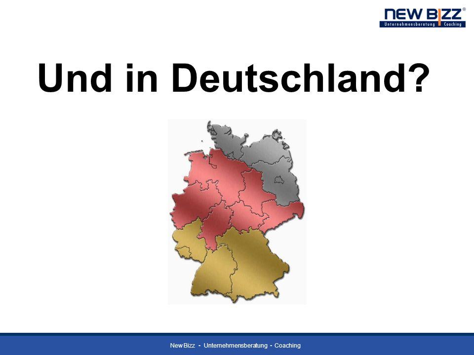 New Bizz Unternehmensberatung Coaching Und in Deutschland?