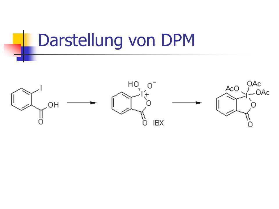 Darstellung von DPM