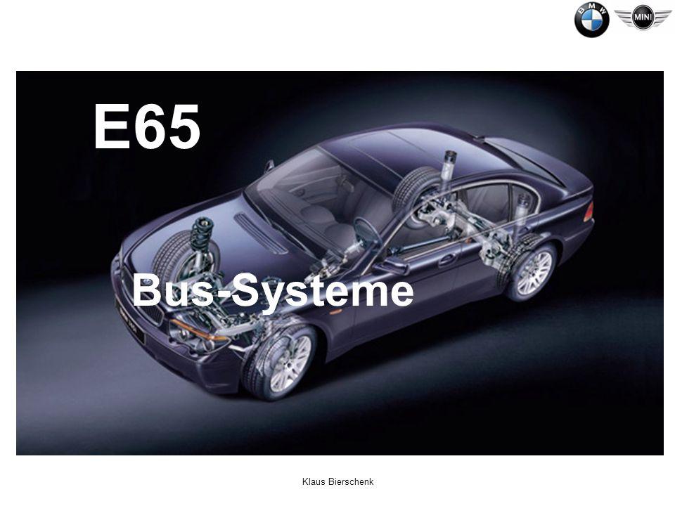 Klaus Bierschenk Bus Signal CAN Protokoll