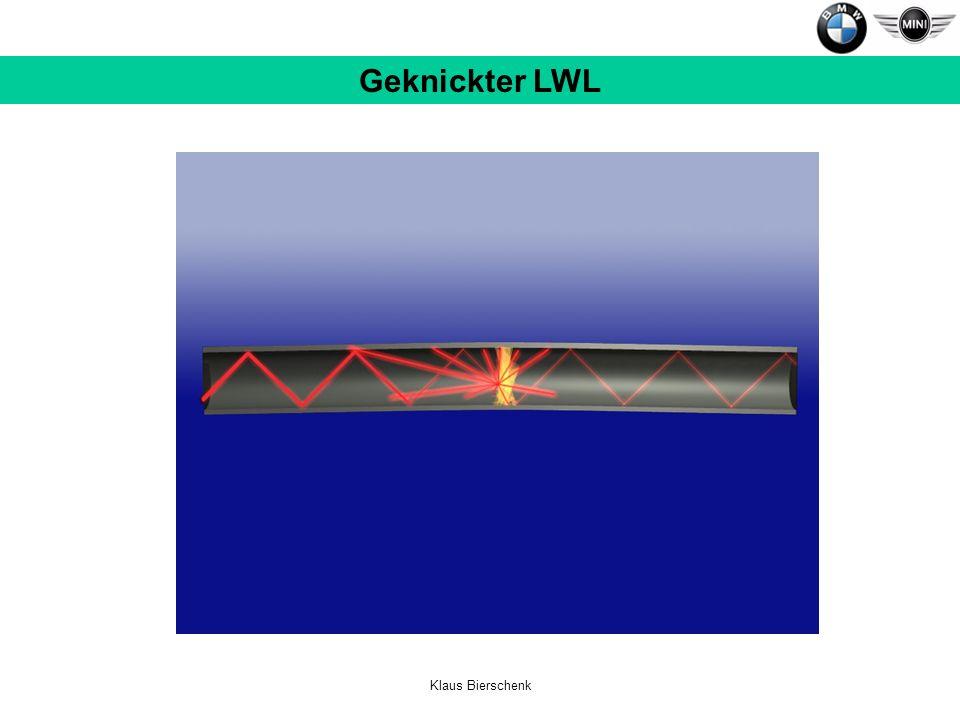 Klaus Bierschenk Geknickter LWL