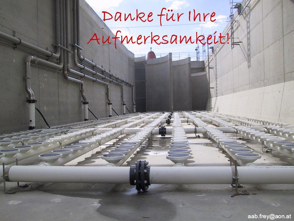 Dr. FREY aab.frey@aon.at METHODEN ZUR REINIGUNG FEINBLASIGER BELÜFTUNGSSYSTEME; München, Jänner 2007 41/40 Danke für Ihre Aufmerksamkeit! aab.frey@aon