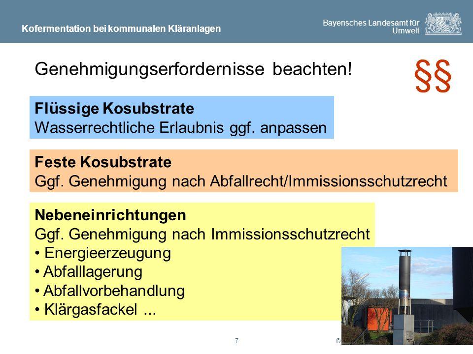 Bayerisches Landesamt für Umwelt © LfU / Referat 68/Dr.