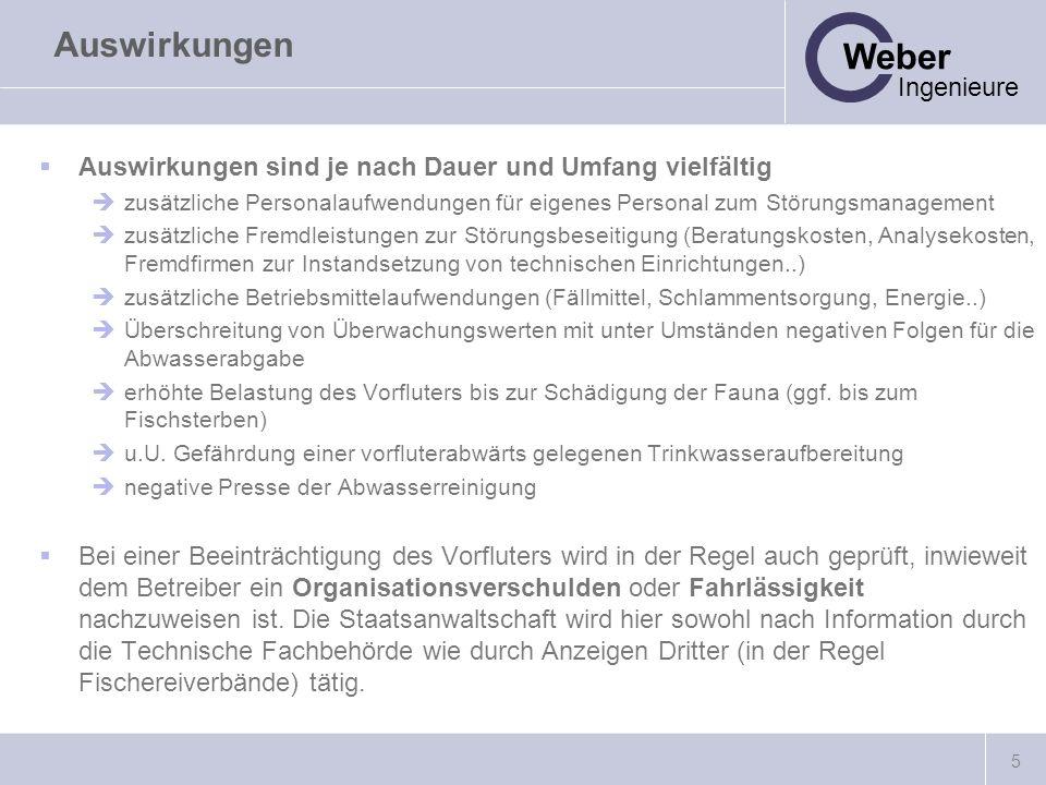 6 Weber Ingenieure Management Was ist zu tun..