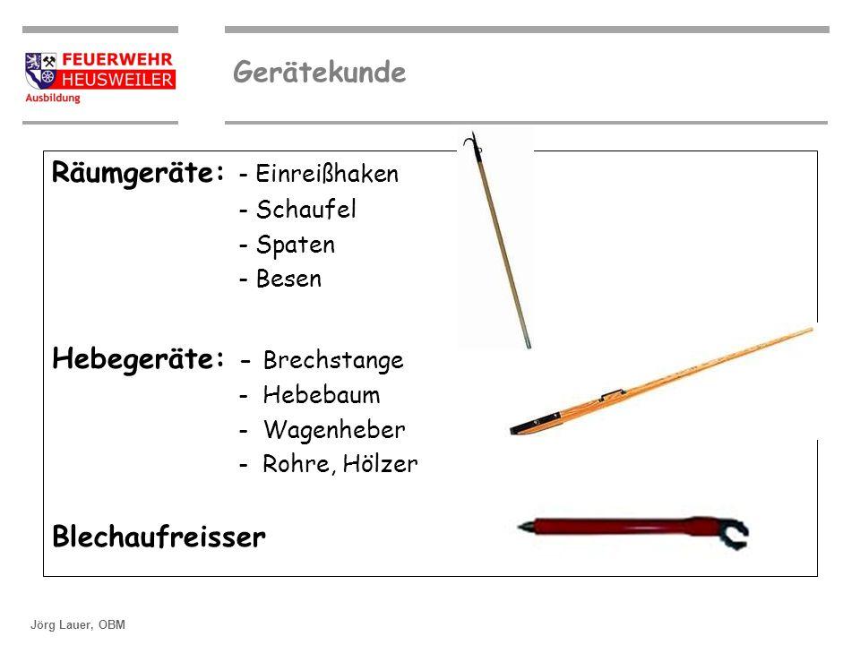 ©OBM Dirk Ziegler Gerätekunde Jörg Lauer, OBM VIII.