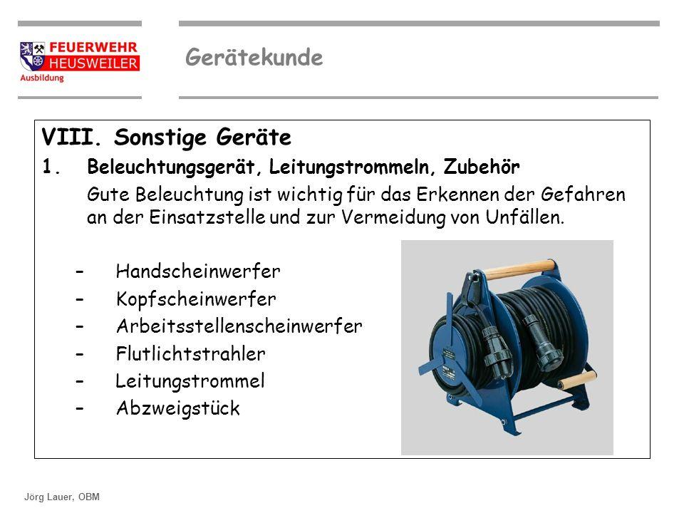 ©OBM Dirk Ziegler Gerätekunde Jörg Lauer, OBM 2.