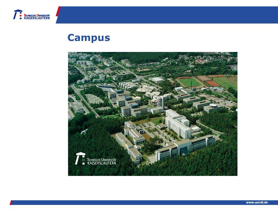 www.uni-kl.de Campus
