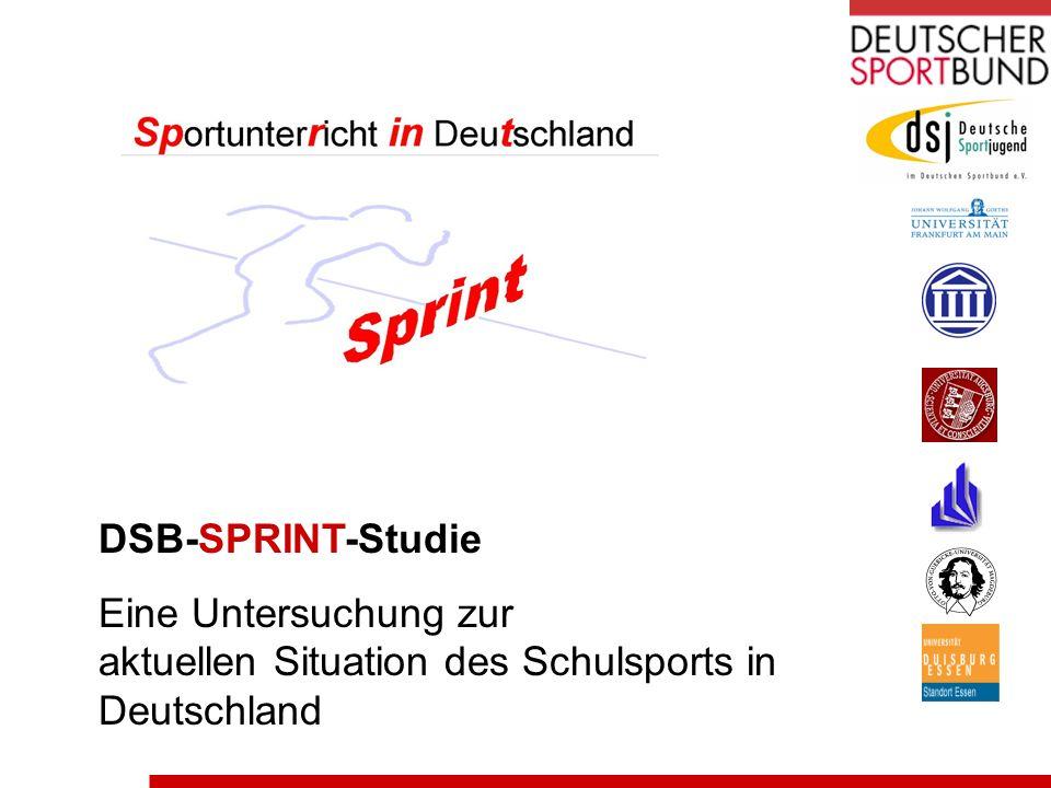 DSB-SPRINT-Studie Forschungsverbund: