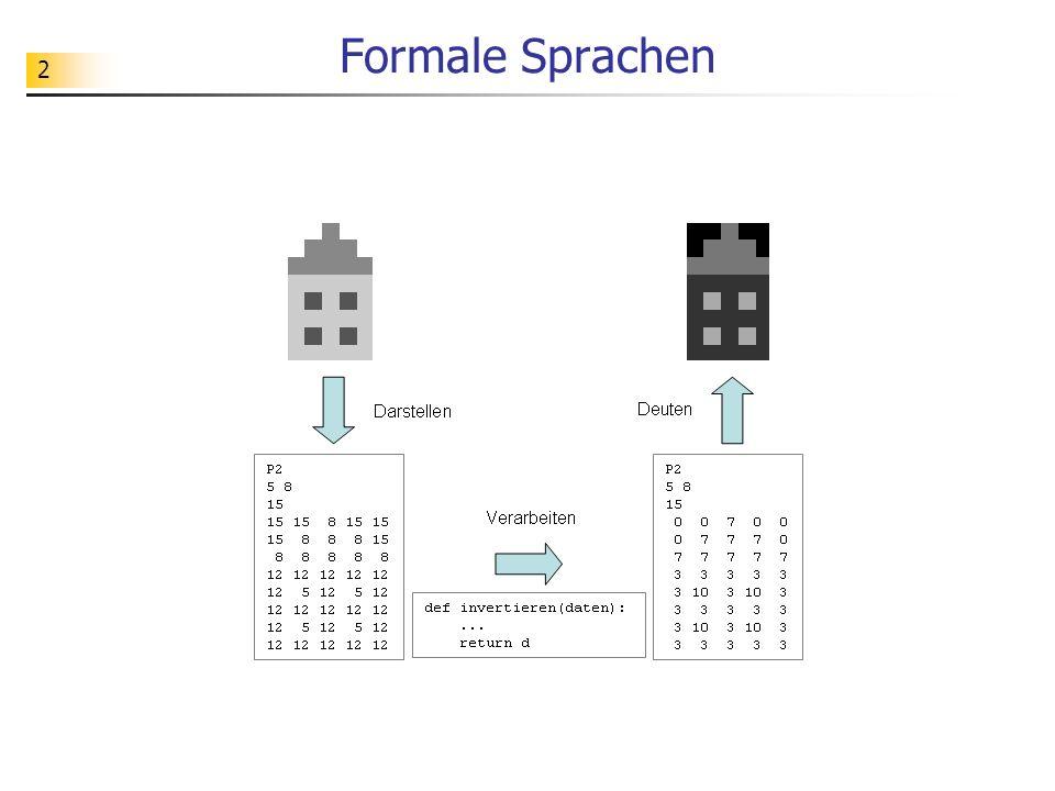 3 Teil 1 Sprachen und ihre Beschreibung