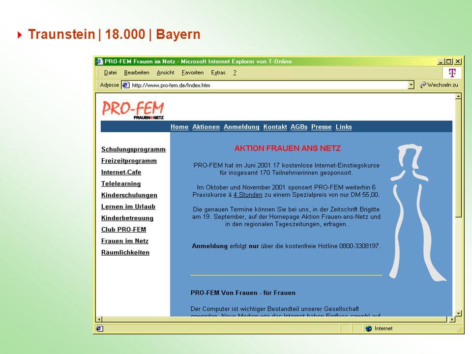 Traunstein | 18.000 | Bayern