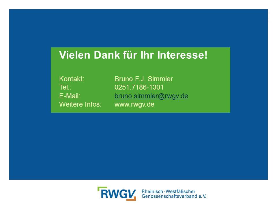 25 © RWGV | Von der Idee zur Gründung | 18. September 2010 | Bruno F.J.