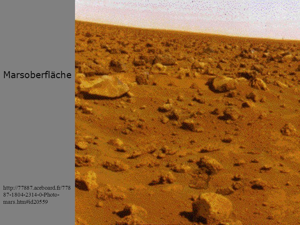 http://77887.aceboard.fr/778 87-1804-2314-0-Photo- mars.htm#id20559 Marsoberfläche