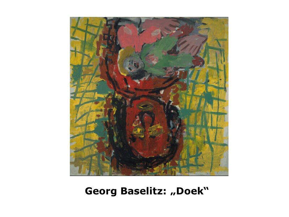 Georg Baselitz: Doek