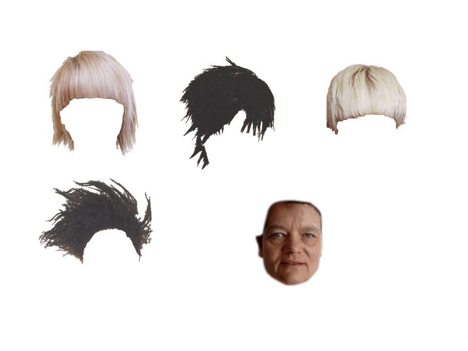 ...welche Haarlänge?