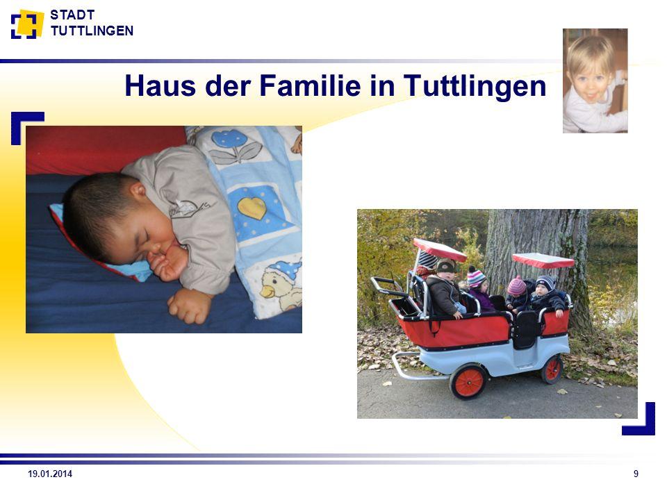 STADT TUTTLINGEN 19.01.201410 Haus der Familie in Tuttlingen