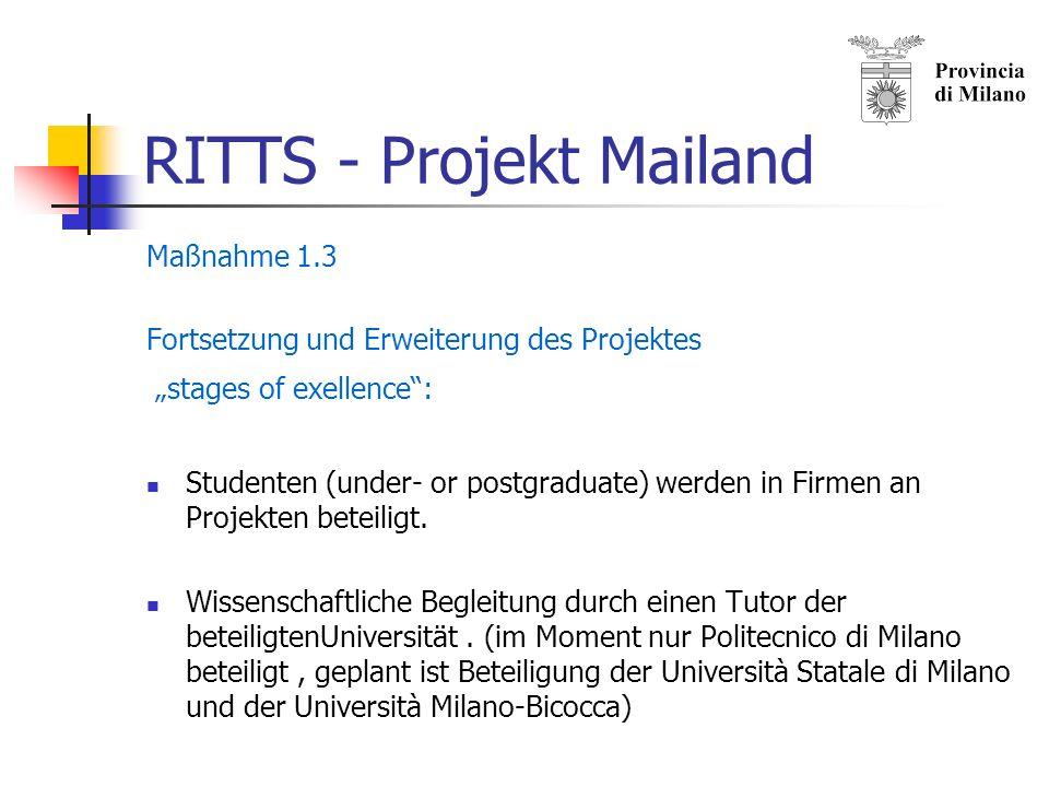 Maßnahme 1.2 Forschungsförderung für Möglichkeitsanalysen von KmU – geleiteten Forschungsprojekten.