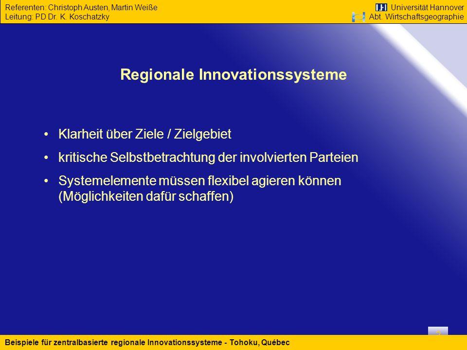 Universität Hannover Abt.