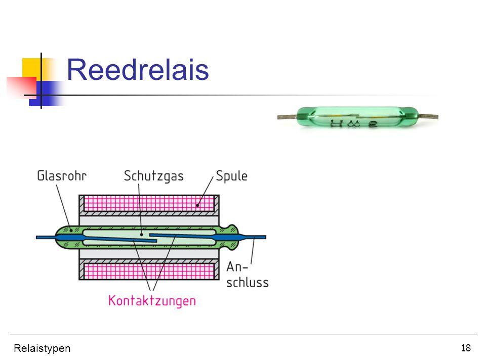 19 Halbleiterrelais Solid State Relais zwei Triac-Halbleiterrelais Relaistypen
