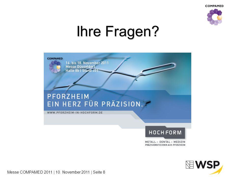 Pressegespräch am 10.November 2011 Wirtschaft und Stadtmarketing Pforzheim Herzlichen Dank.