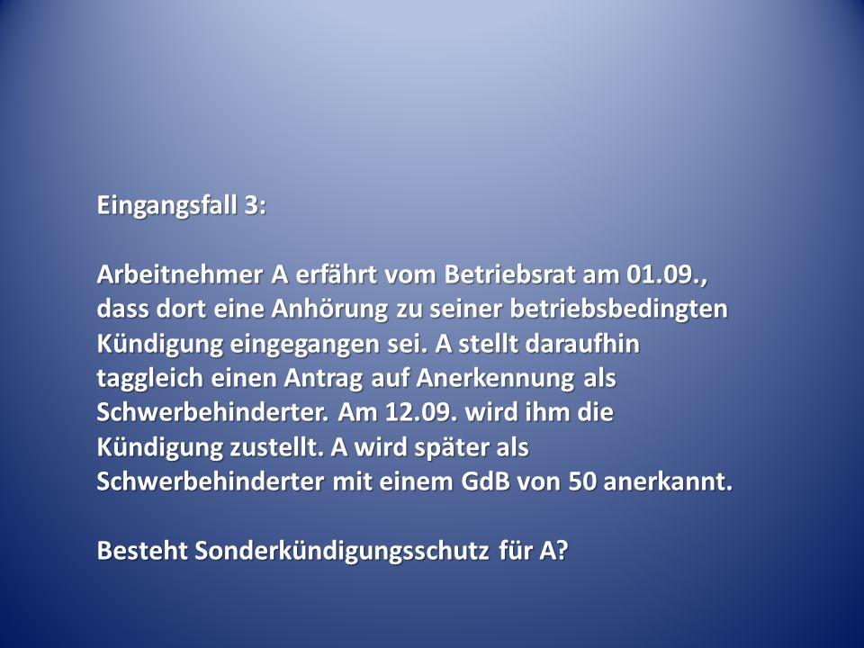 Schaffung behindertengerechter Arbeitsplatzsituation Pflicht und Anspruch (§ 81 Abs.