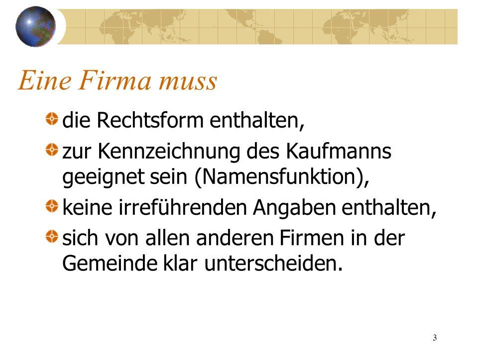 14 2.Teil: Handelsrecht Für Kaufleute: Sonder-Privatrecht lt.