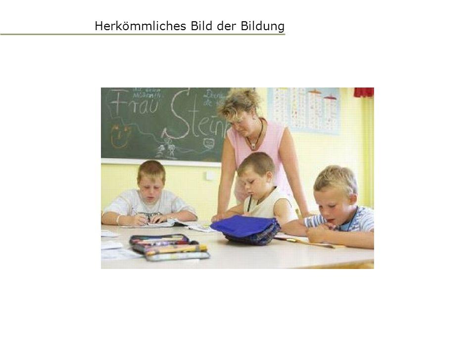 Neues Bild der (vielfältigen) Bildung