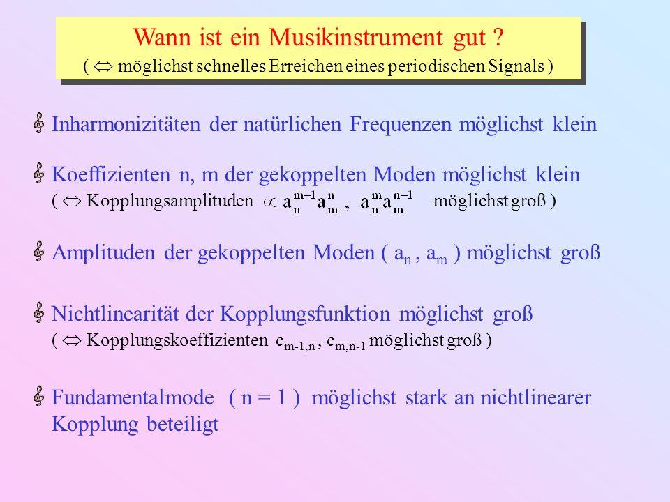 2.Saiten und Stäbe 2.1. Transversale Saitenschwingungen 2.1.1.