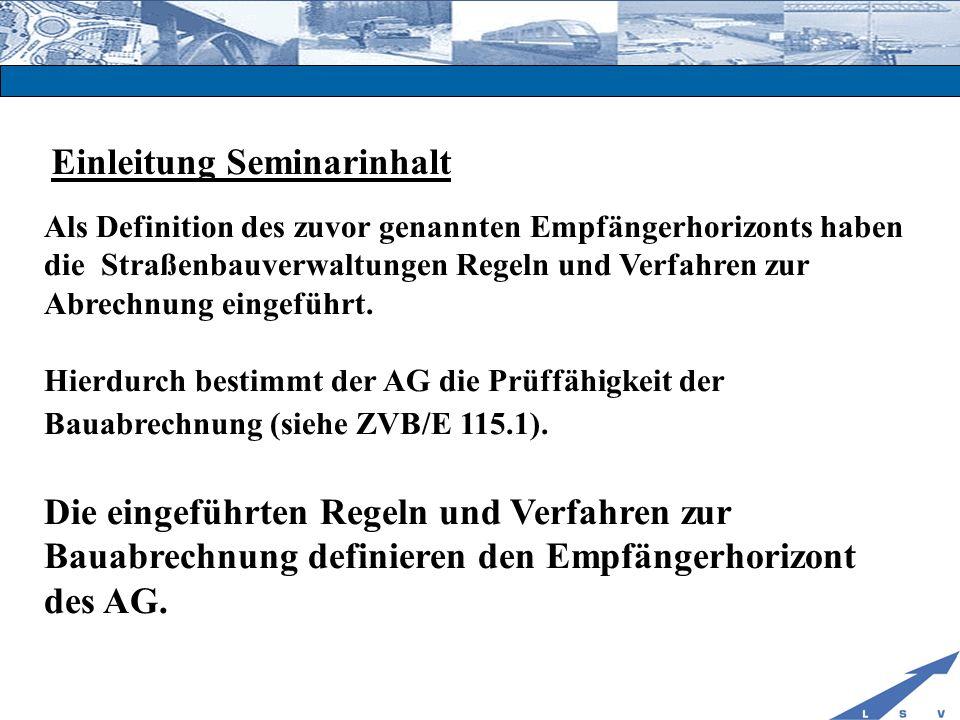 Abstimmung zwischen AN und AG zur Bauüberwachung Abstimmung der Prüfungsverfahren des AG Es sollte vereinbart werden, dass die Spalte ZBV der REB- VB 23.003 Allgemeine Bauabrechnung dem AG überlassen werden sollte.