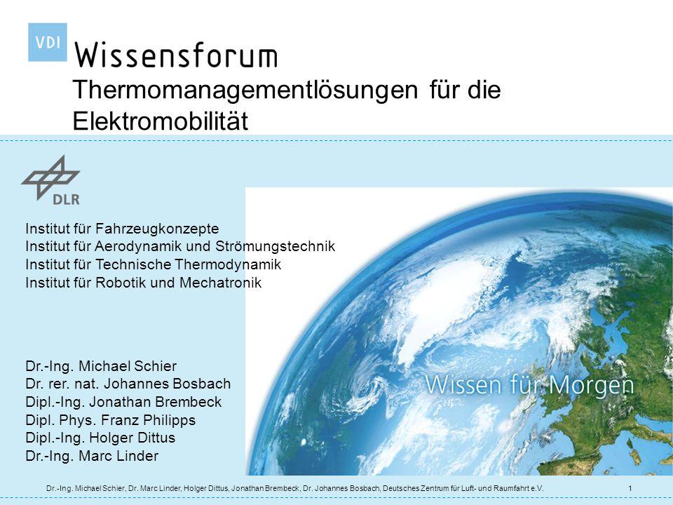 2 Inhalt Deutsches Zentrum für Luft- und Raumfahrt e.V.