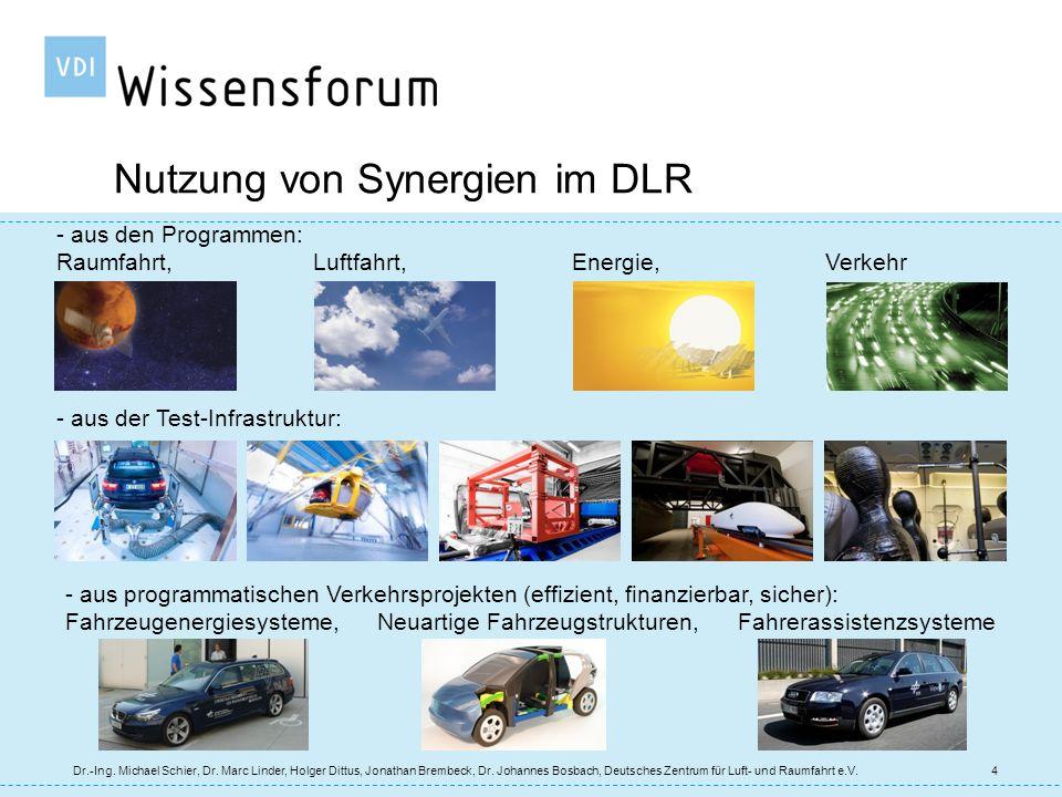 5 Next Generation Car Dr.-Ing.Michael Schier, Dr.