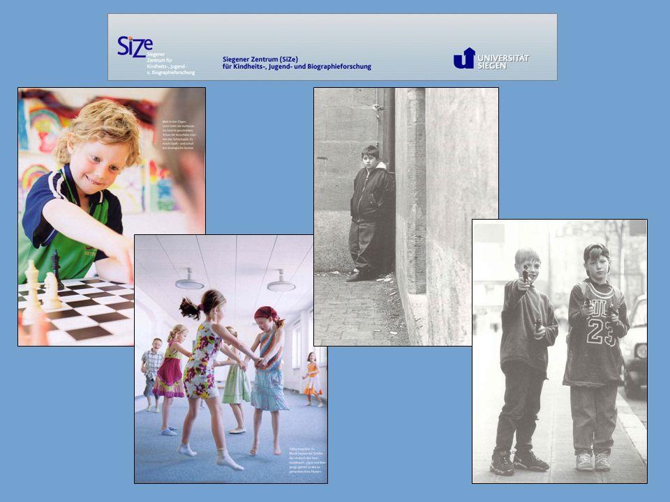 Aus der Sicht der Kinder: Vier Eltern-Milieus in Deutschland Konflikteltern Kontrolleltern Lockere Eltern Partnereltern 1993: 10-13jährige Kinder, n = 700