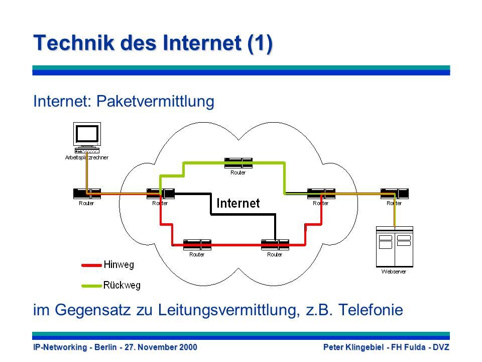 IP-Networking - Berlin - 27.