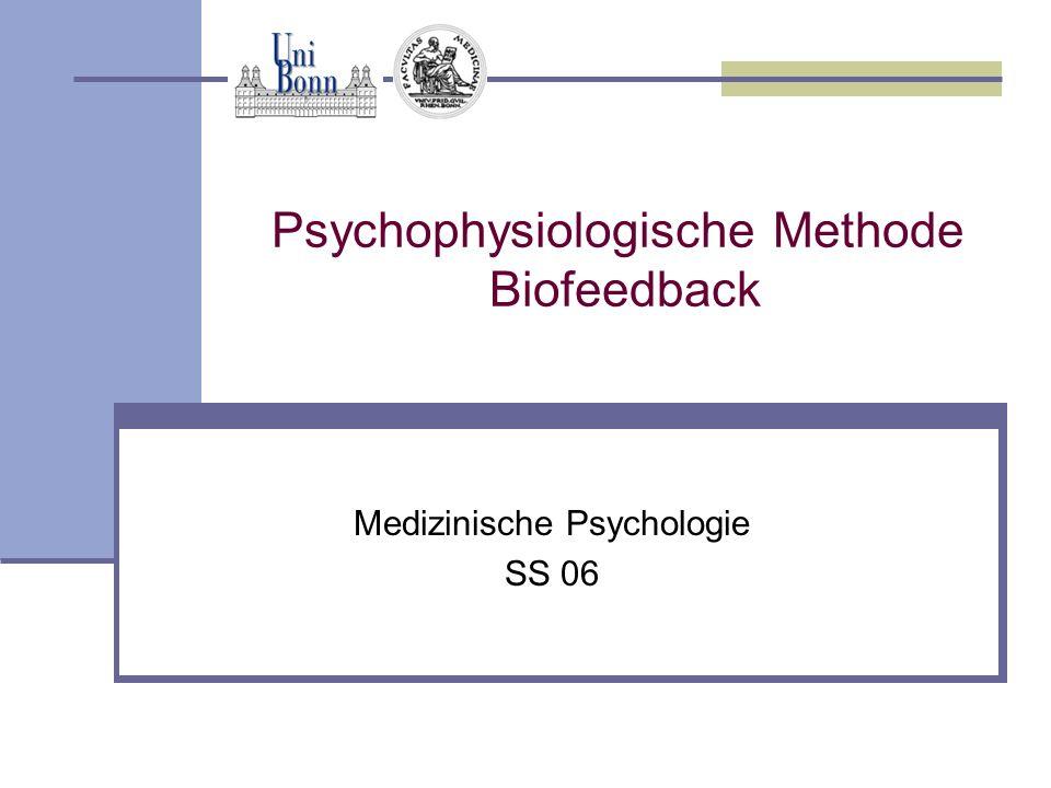 SS06 Biofeedback Was ist Stress.