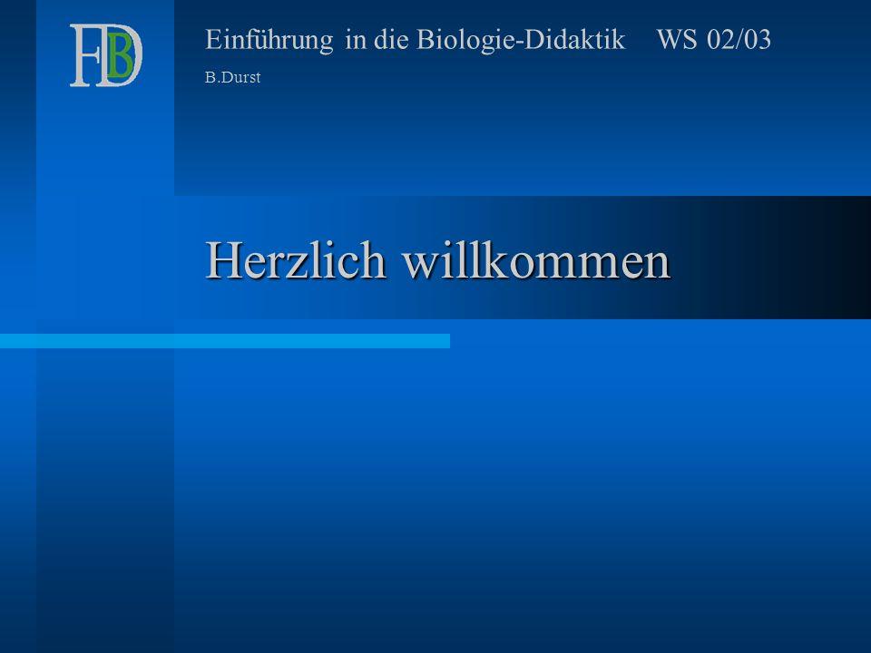 Einführung in die Biologie-Didaktik22 Lehrplan = Leerplan = Lernplan ?