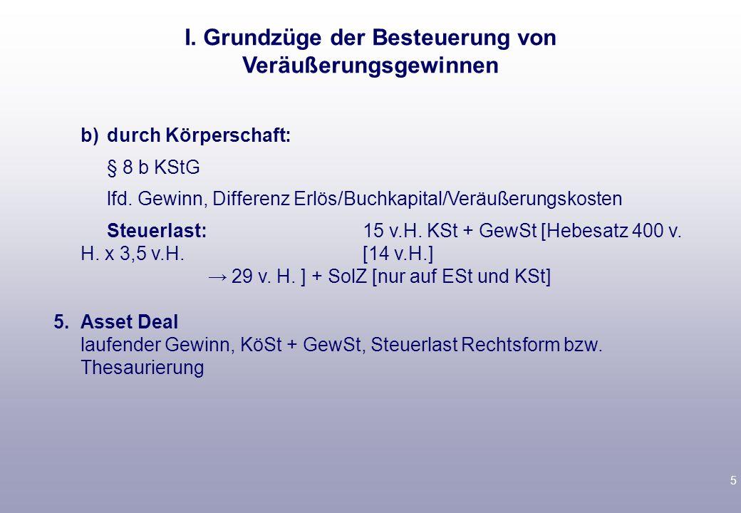 4 c)Gesellschafter der GmbH & Co.