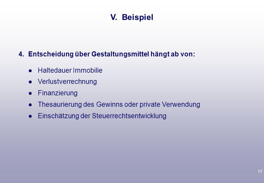 16 3.A kauft über GmbH & Co.