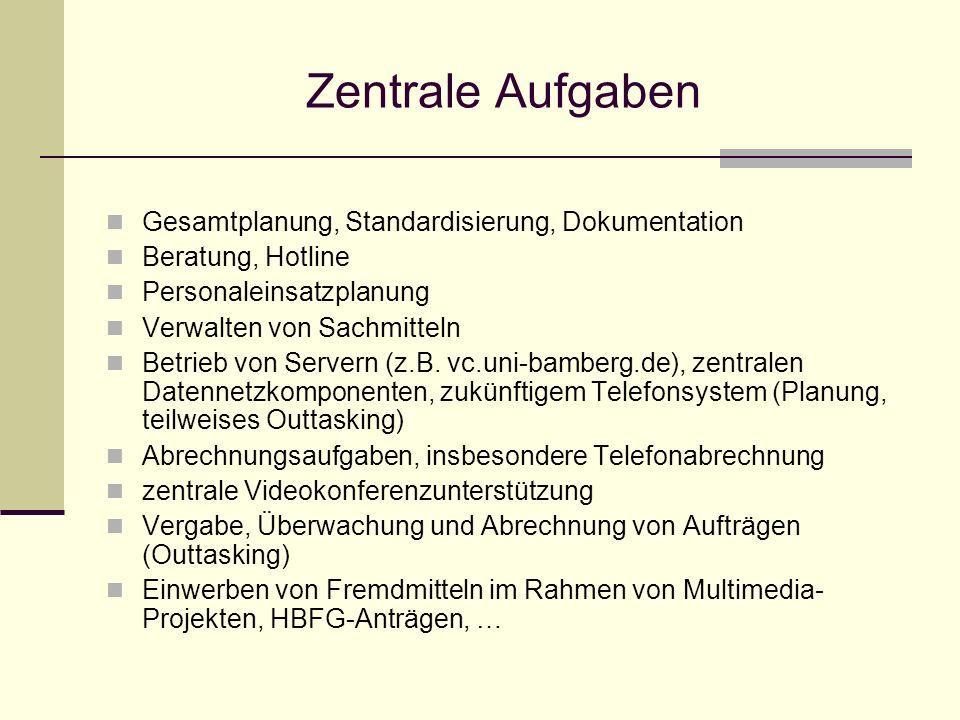 Verfügbare Personalausstattung In der Univ.-Verwaltung (Aktenvermerk Ref.