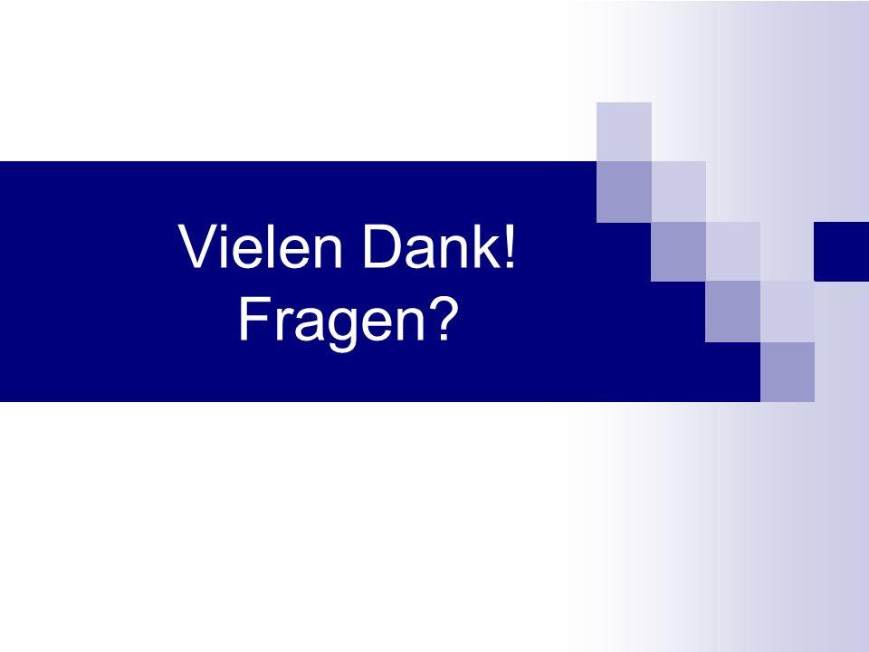 F Steimann Fernuniversität in Hagen Vielen Dank! Fragen?