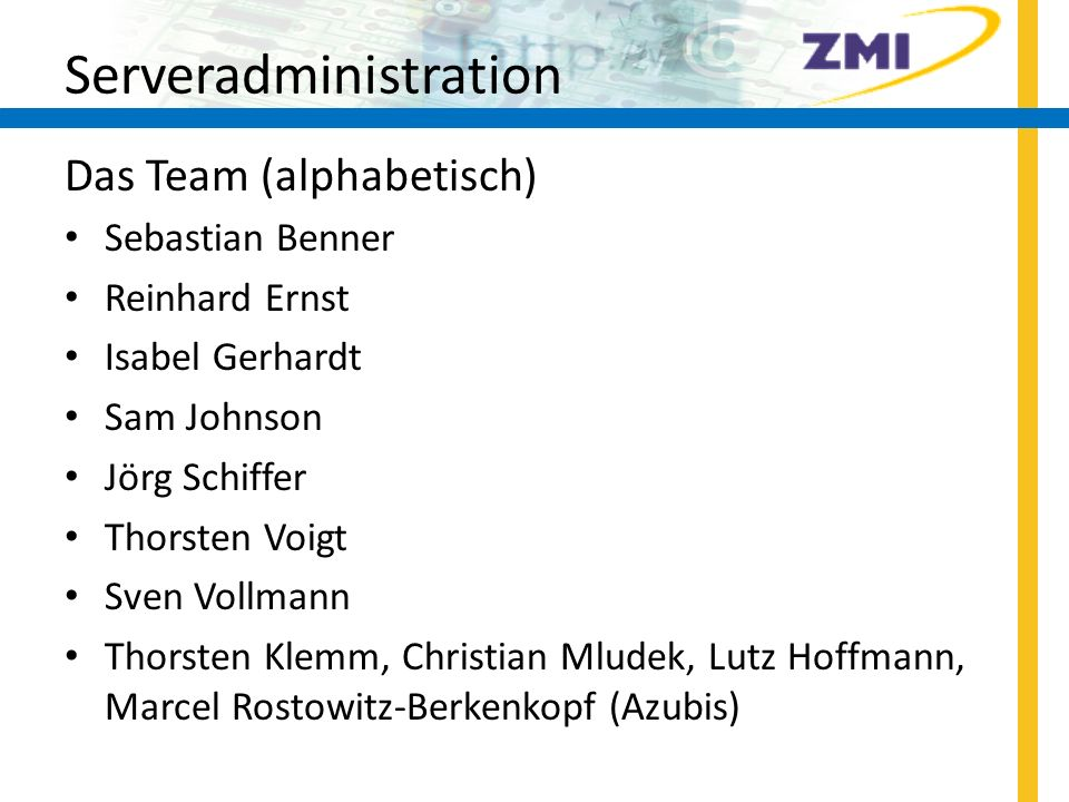 Endgeräte-Support Das Team Norbert Leckebusch Martin Chudalla Sabrina Smolik Sören Hendrich Dieter Ribbat Robert Meissner (studentische Hilfskraft) 25