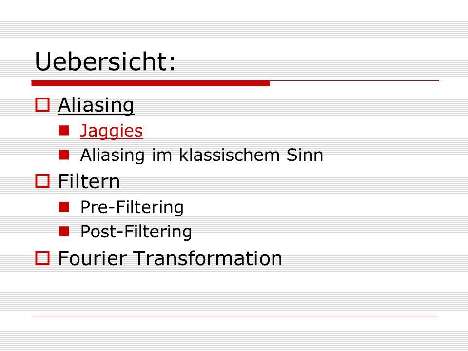Filtern