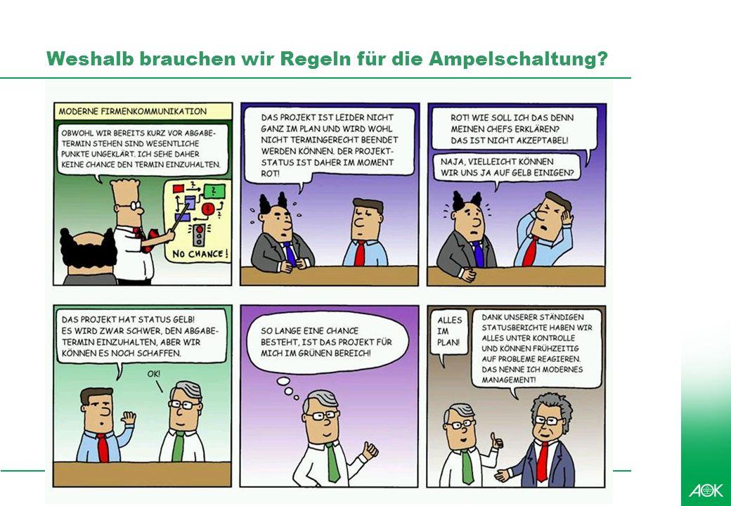 Professionelles Projektmanagement in der Praxis, © 2008 Dr. Harald Wehnes Universität Würzburg, FB Informatik, Prof. Dr. P.Tran-Gia 31 Weshalb brauche