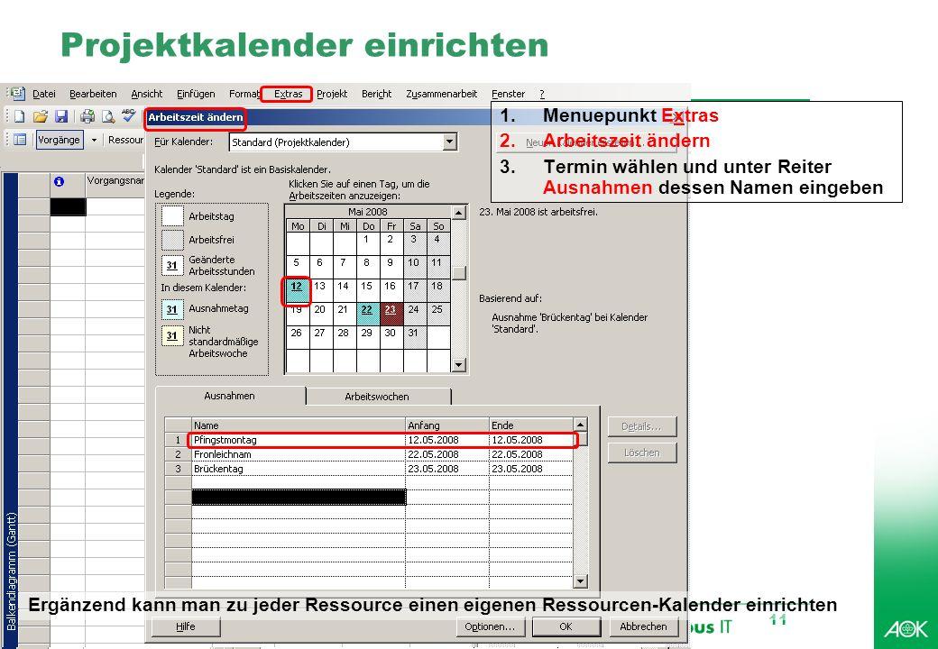 kubus IT Professionelles Projektmanagement in der Praxis, © 2008 Dr. Harald Wehnes Universität Würzburg, FB Informatik, Prof. Dr. P.Tran-Gia 11 Projek