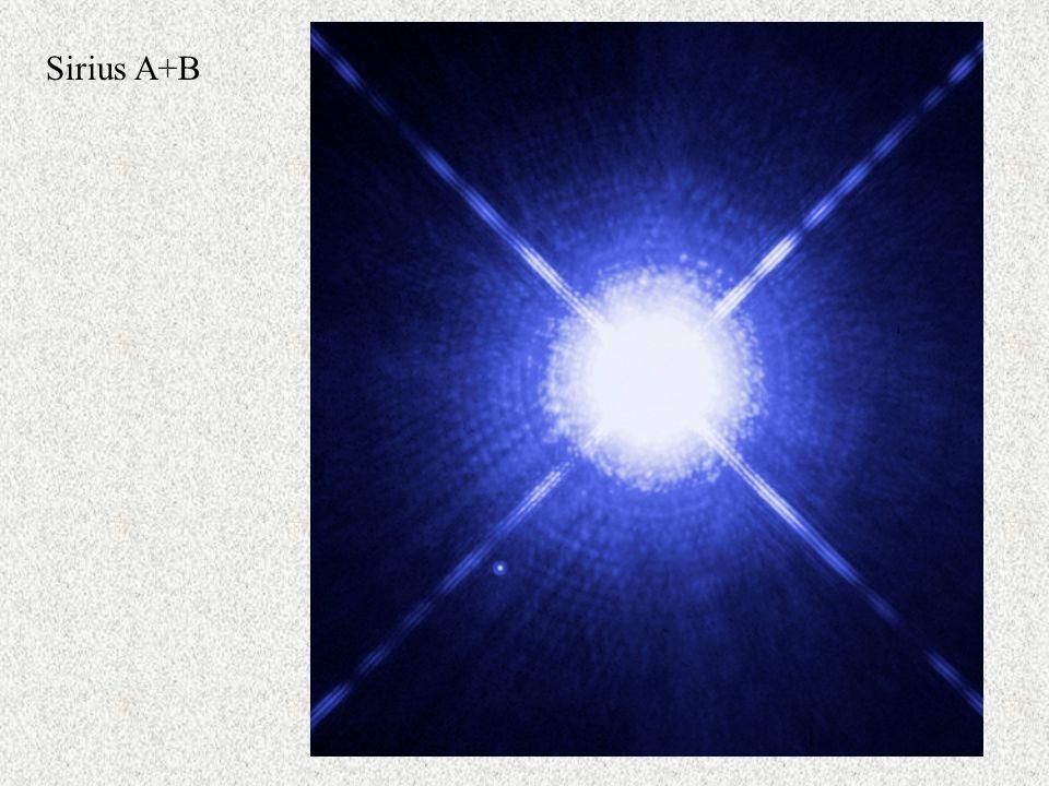 Sirius A+B