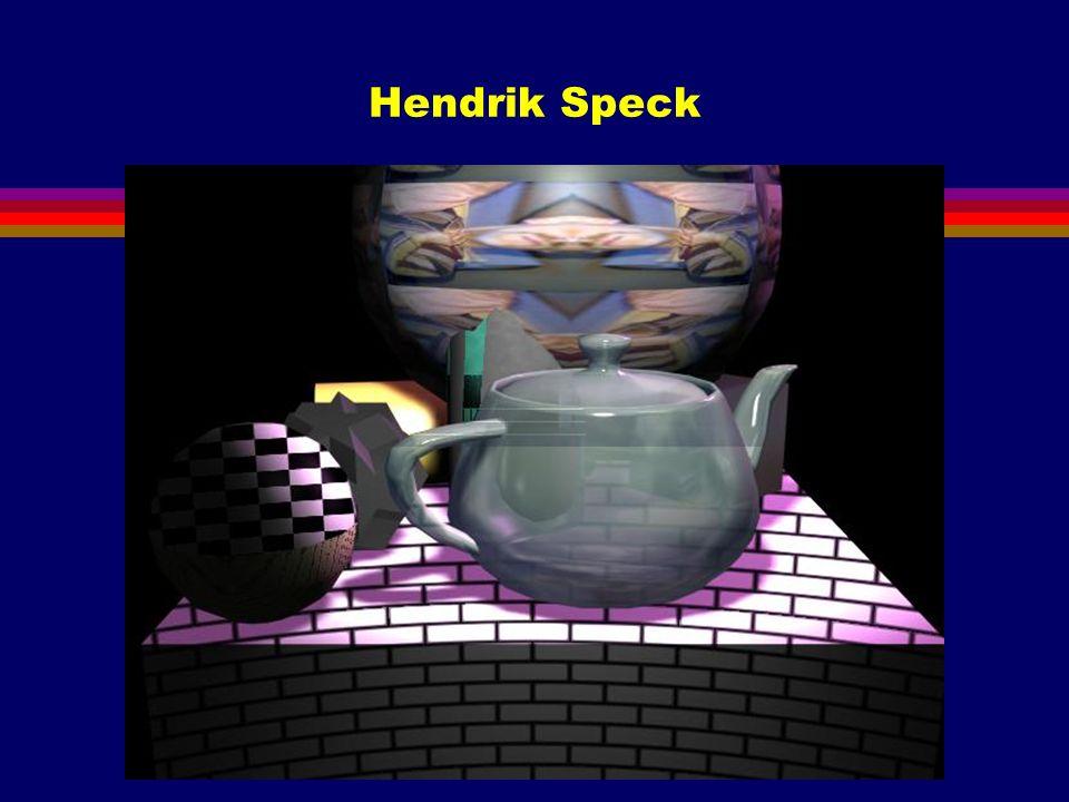 Hendrik Speck