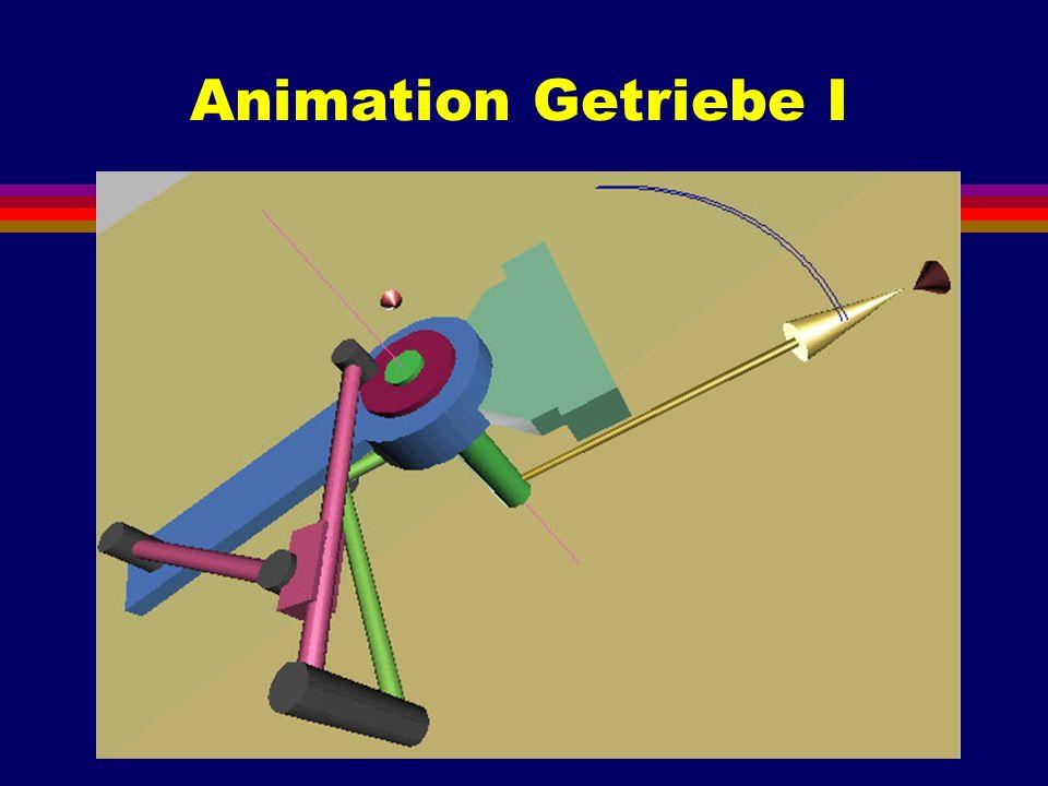 Animation Getriebe I