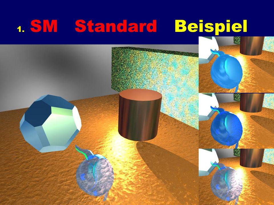 1. SM Standard Beispiel