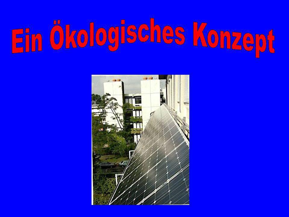 Wir haben eine Fotovoltaikanlage auf unserem Dach Die notwendige Voraussetzung war: