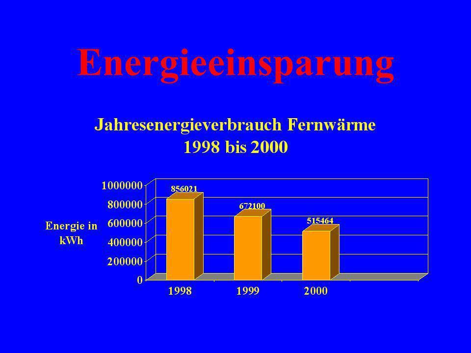 Energieeinsparung durch bewusste Vermeidung gedankenloser Energieverschwendung