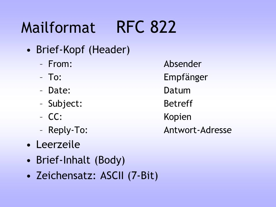From: Robert Kaempf Subject: ISO-8859-1 Mail To: kaempf (at) hrz.tu-darmstadt.DE (Robert Kaempf) Date: Fri, 12 Nov 1999 17:09:37 +0100 (CET) X-Mailer: ELM [version 2.4ME+ PL25 (25)] MIME-Version: 1.0 Content-Type: text/plain; charset=ISO-8859-1 Content-Transfer-Encoding: quoted-printable Hallo Robert !=20 Jetzt gr=FC=DFe ich Dich mit vielen sch=F6nen, s=FC=DFen Umlauten,=20 so da=DF Du jetzt auch quoted-printable zeigen kannst.=20 Zum Test: =C4=D6=DC =E4=F6=FC =DF =3D=20 Viel Spa=DF Robert K=E4mpf mail.quoted-printable